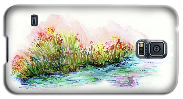 Sunrise Pond Galaxy S5 Case