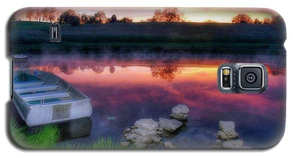 Pond Dreams 9 Galaxy S5 Case