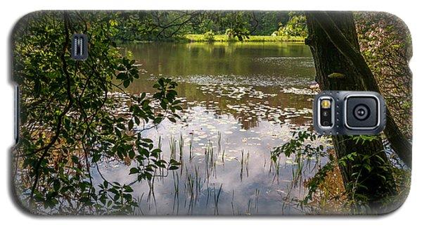 Pond In Spring Galaxy S5 Case