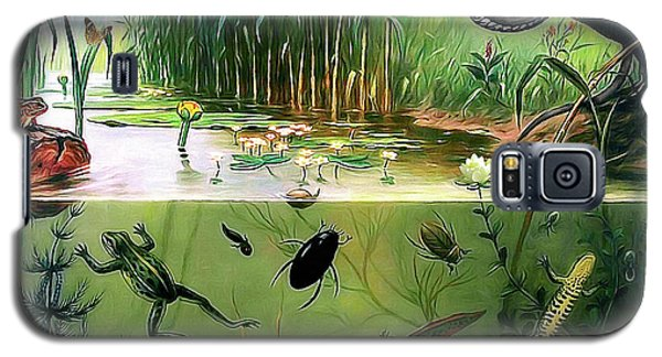 Pond Life Galaxy S5 Case