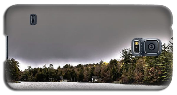 Pond Panorama Galaxy S5 Case by David Patterson