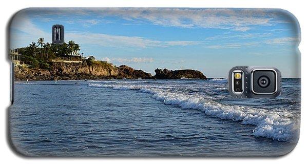 Poneloya Beach Before Sunset Galaxy S5 Case