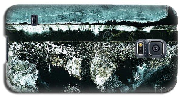 Ponemah Mill Dam Galaxy S5 Case