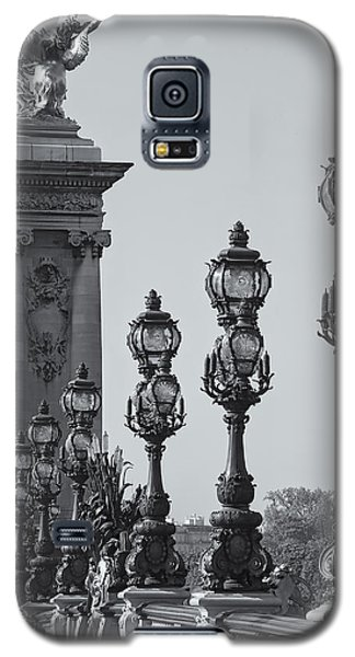 Pont Alexander IIi Detail Bw Galaxy S5 Case