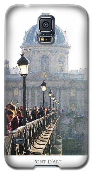 Pont D'art Galaxy S5 Case