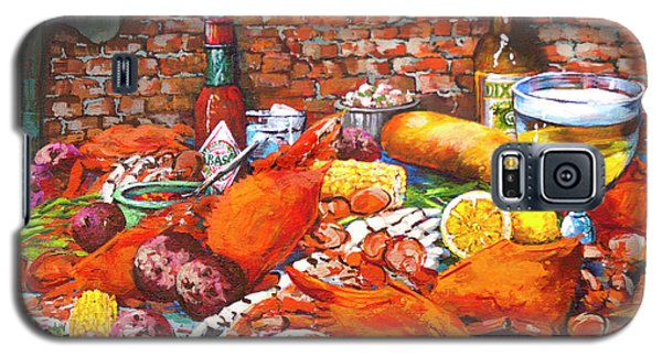 Pontchartrain Crabs Galaxy S5 Case