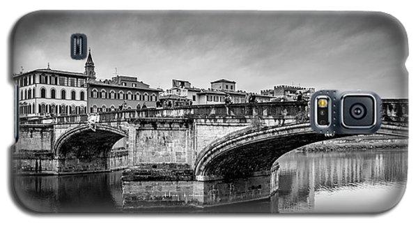 Ponte Santa Trinita Galaxy S5 Case by Sonny Marcyan