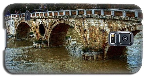 Ponte Sisto Bridge Rome Galaxy S5 Case
