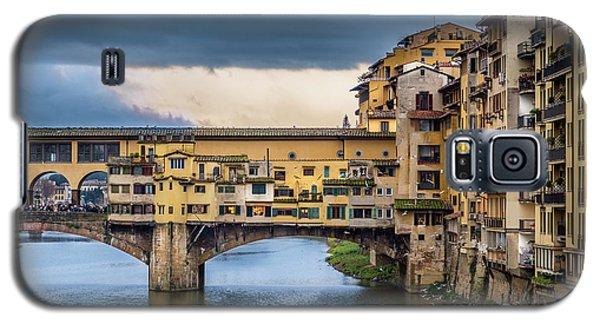 Ponte Vecchio E Gabbiani Galaxy S5 Case