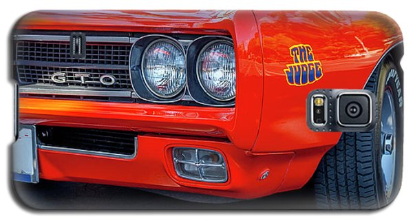 Pontiac G T O Judge 1969 Convertible Galaxy S5 Case