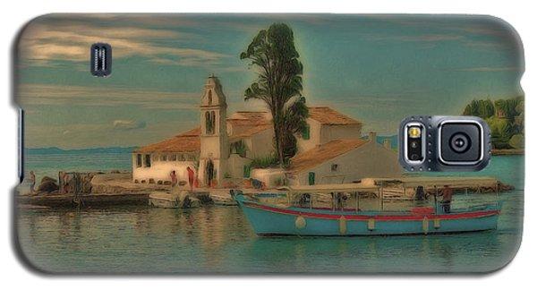 Pontikonisi Corfu Galaxy S5 Case