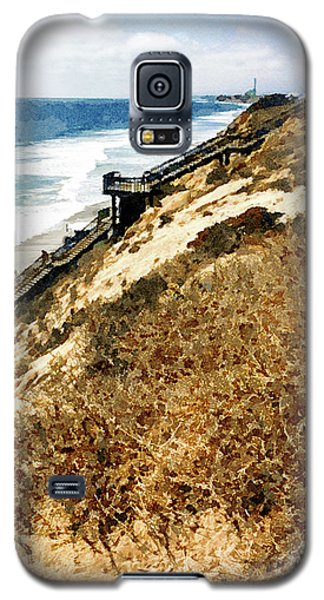 Ponto Beach, Carlsbad Galaxy S5 Case
