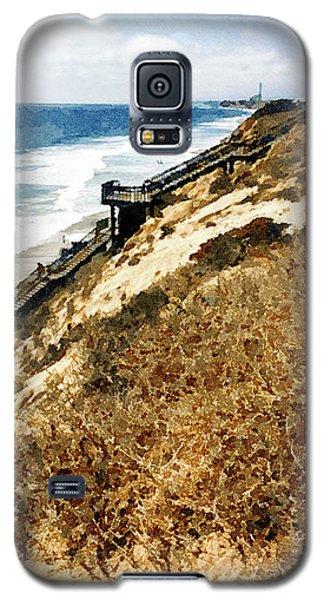 Ponto Beach, Carlsbad Galaxy S5 Case