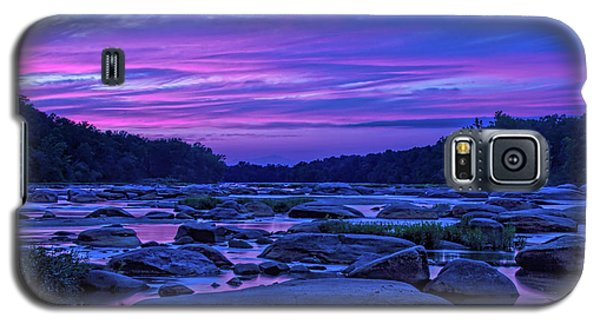 Pony Pasture Sunset Galaxy S5 Case