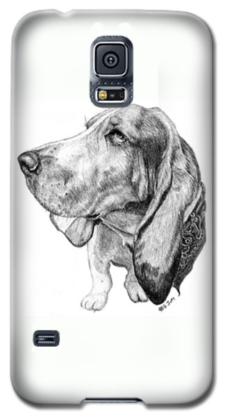 Pooch Galaxy S5 Case by Mike Ivey