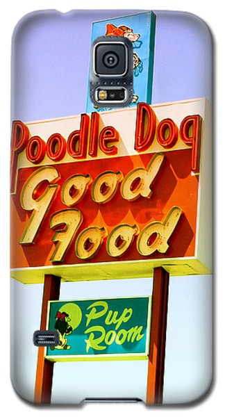 Poodle Dog Diner Galaxy S5 Case