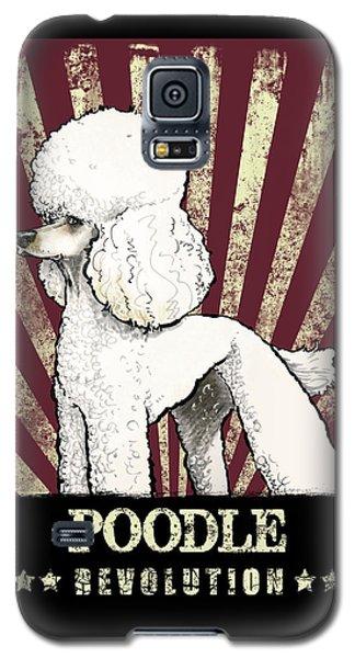 Poodle Revolution Galaxy S5 Case