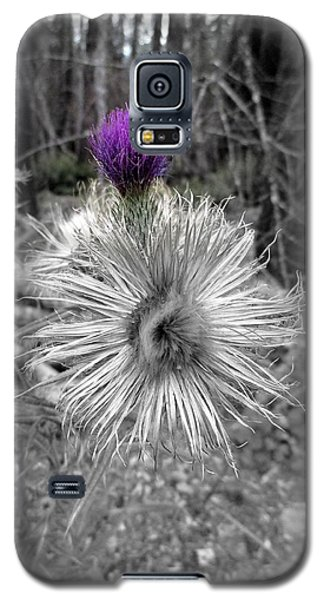 Galaxy S5 Case featuring the photograph Poof by Marie Neder