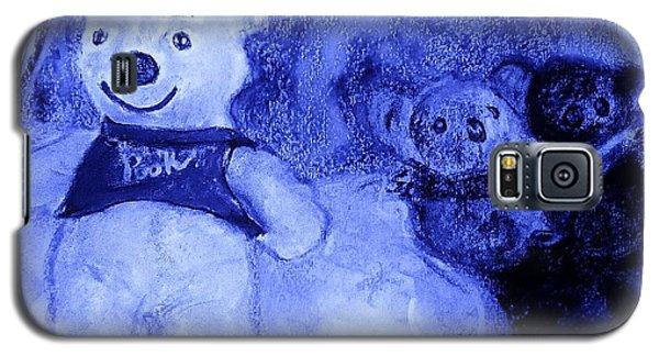Pooh Bear And Friends Galaxy S5 Case