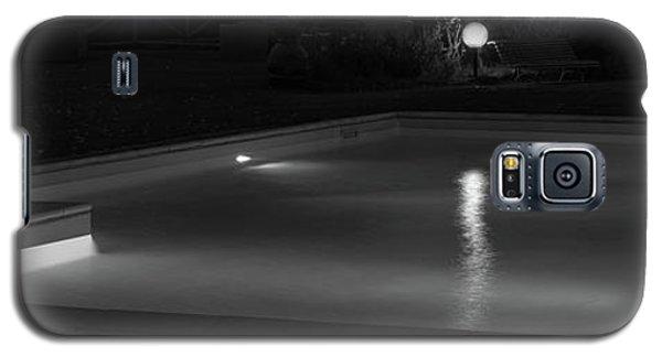 Pool At Night 2 Galaxy S5 Case