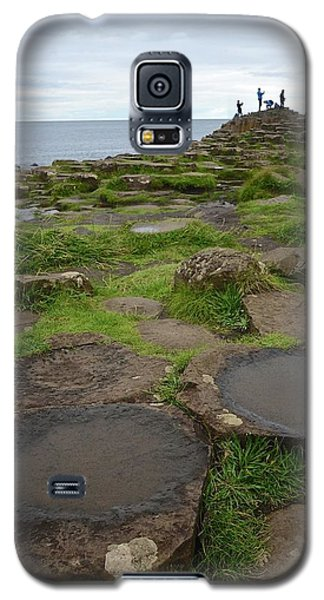 Pools On The Giant's Causeway Galaxy S5 Case