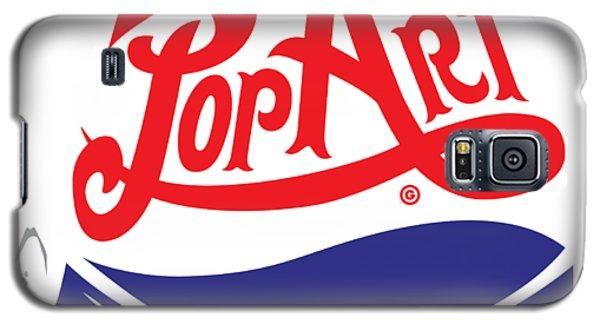 Pop Art Bottle Cap Galaxy S5 Case