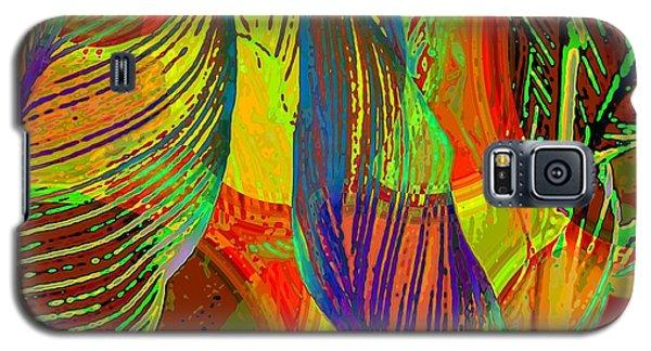Pop Art Cannas Galaxy S5 Case