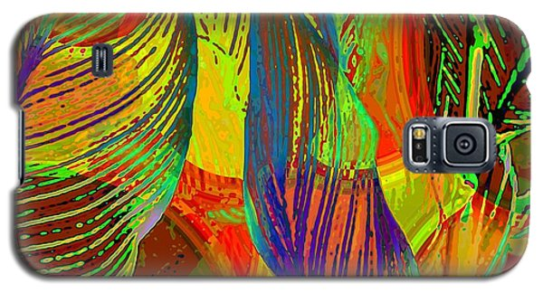 Pop Art Cannas Galaxy S5 Case
