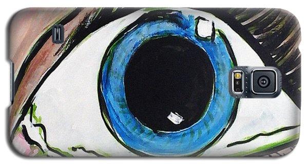 Pop Art Eye Galaxy S5 Case