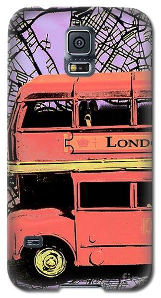 Pop Art Uk Galaxy S5 Case