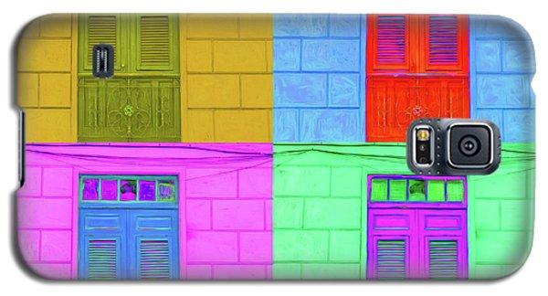 Pop Doors Galaxy S5 Case
