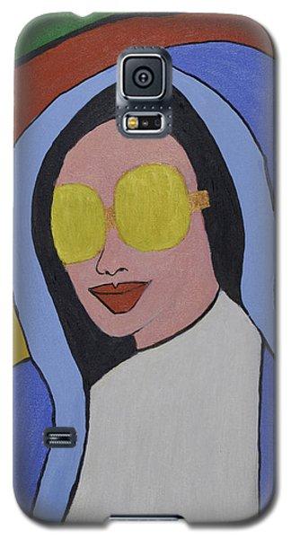 Pop Virgin Galaxy S5 Case by Jose Rojas
