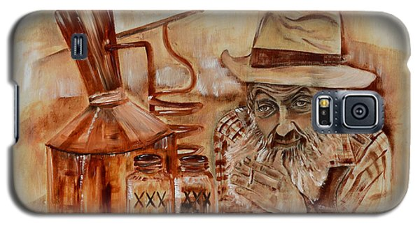 Popcorn Sutton - Waiting On Shine Galaxy S5 Case