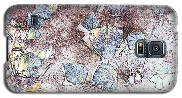 Poplar Leaf Path Galaxy S5 Case