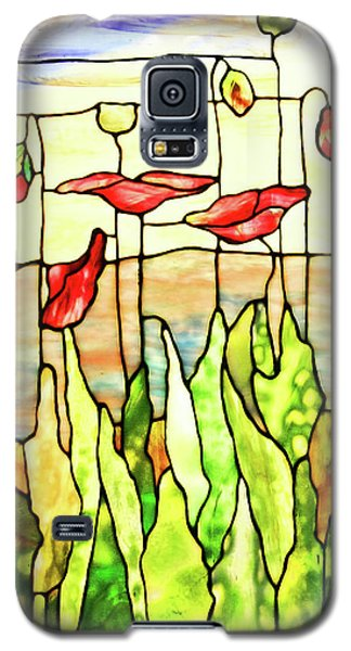 Galaxy S5 Case featuring the photograph Poppies 1 by Kristin Elmquist