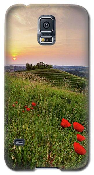Poppies Burns Galaxy S5 Case