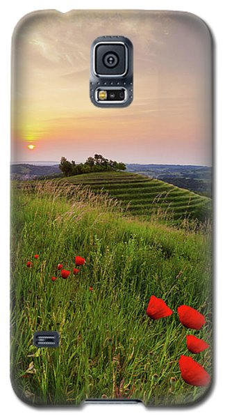 Poppies Burns Galaxy S5 Case