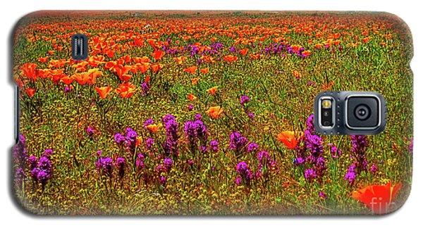 Poppies Galaxy S5 Case