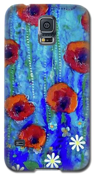 Poppy Dance Galaxy S5 Case