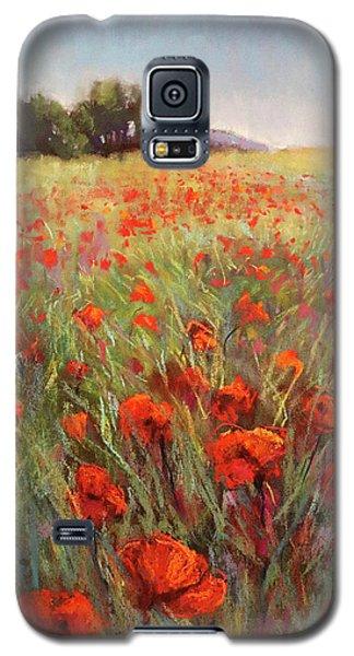 Poppy Dance Galaxy S5 Case