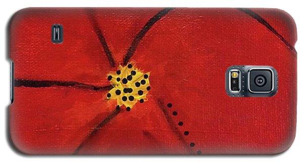 Poppy Dots Galaxy S5 Case