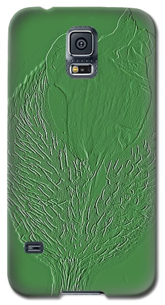 Poppy Embossing  Galaxy S5 Case