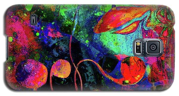 Poppy Enchantment Galaxy S5 Case