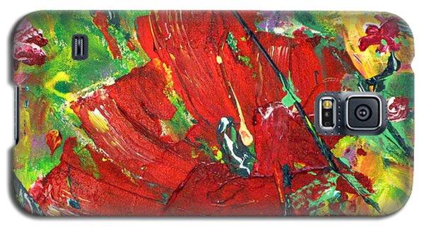 Poppy II Galaxy S5 Case