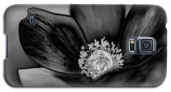 Galaxy S5 Case featuring the photograph Poppy by Jacqui Boonstra