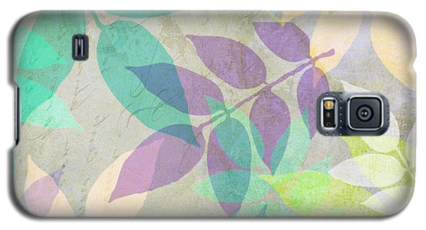 Poppy Shimmer IIi  Galaxy S5 Case by Mindy Sommers