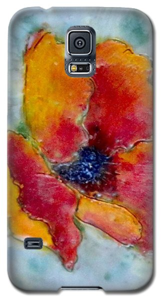Poppy Smile Galaxy S5 Case