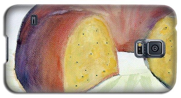 Poppyseed Bundt Cake Galaxy S5 Case