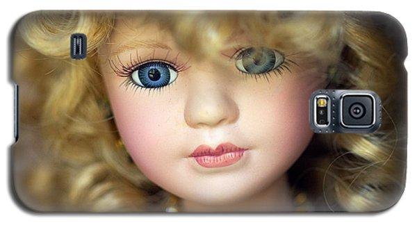 Porcelain Doll Galaxy S5 Case by Joseph Skompski