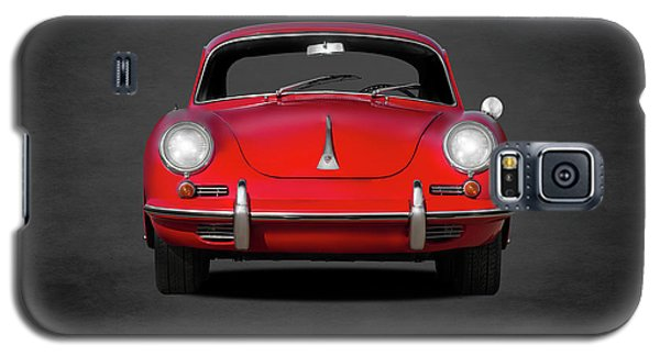 Galaxy S5 Case - Porsche 356 by Mark Rogan